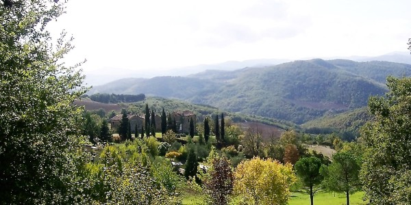 Ca di Nieri Umbria country homes welchome
